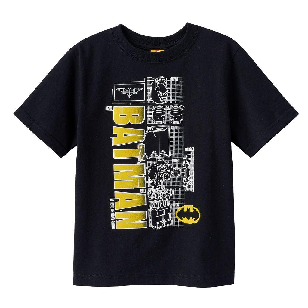 Boys 4-7 LEGO DC Comics Batman