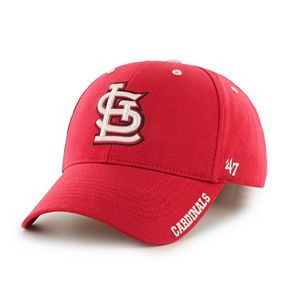 Adult '47 Brand St. Louis Cardinals Frost Adjustable Cap