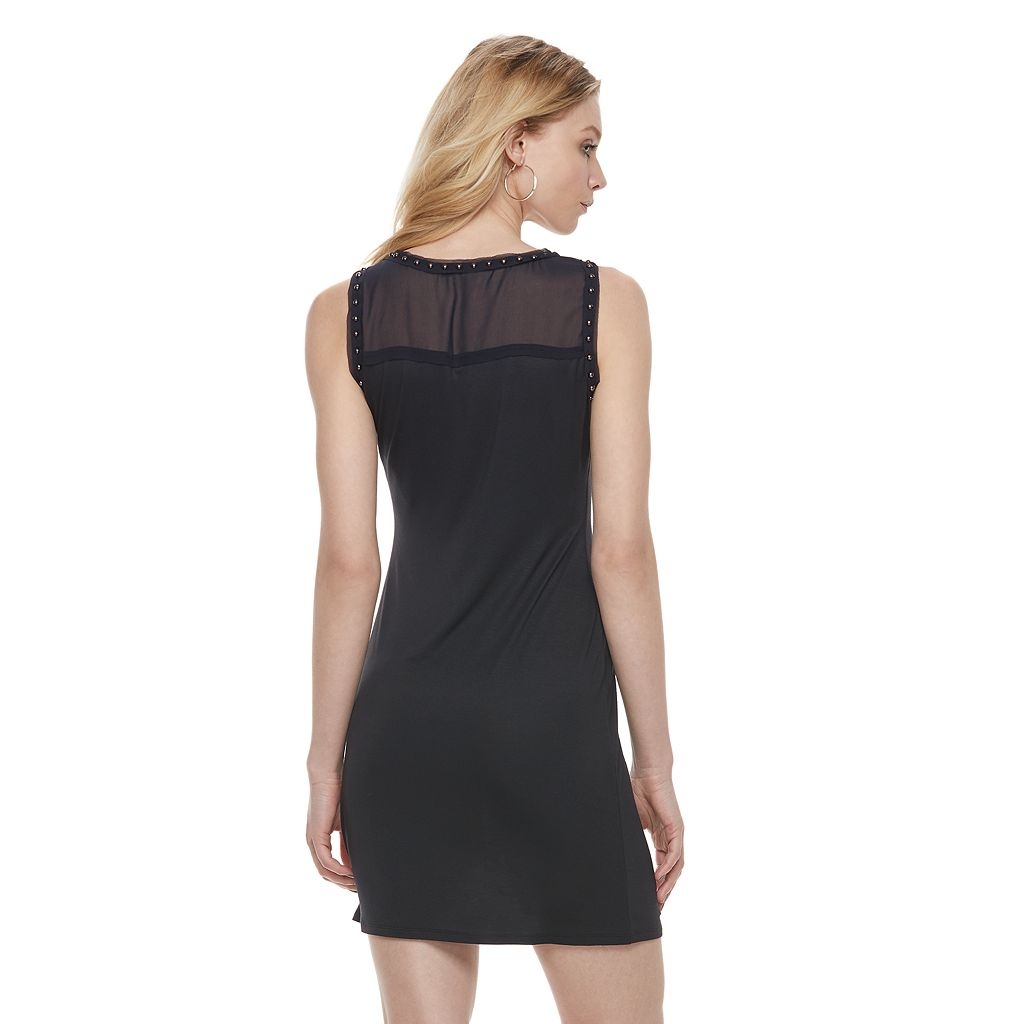 Women's Rock & Republic® Studded Shift Dress