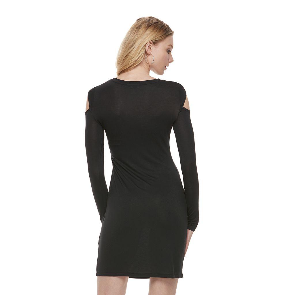 Women's Rock & Republic® Cutout Sheath Dress