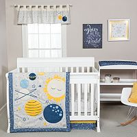 Trend Lab Galaxy 3 pc Crib Bedding Set