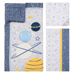 Trend Lab Galaxy 3-pc. Crib Bedding Set