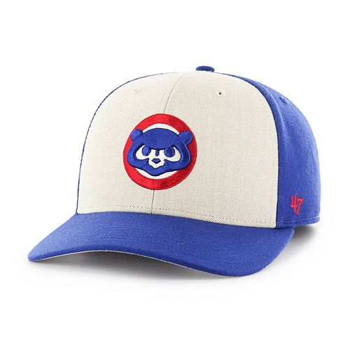 Adult '47 Brand Chicago Cubs Inductor MVP Adjustable Cap