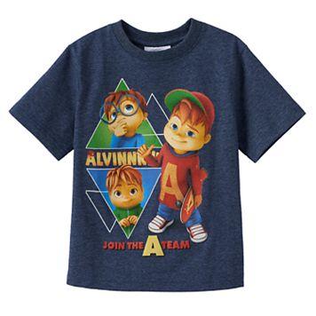 Boys 4-7 Alvin & the Chipmunks