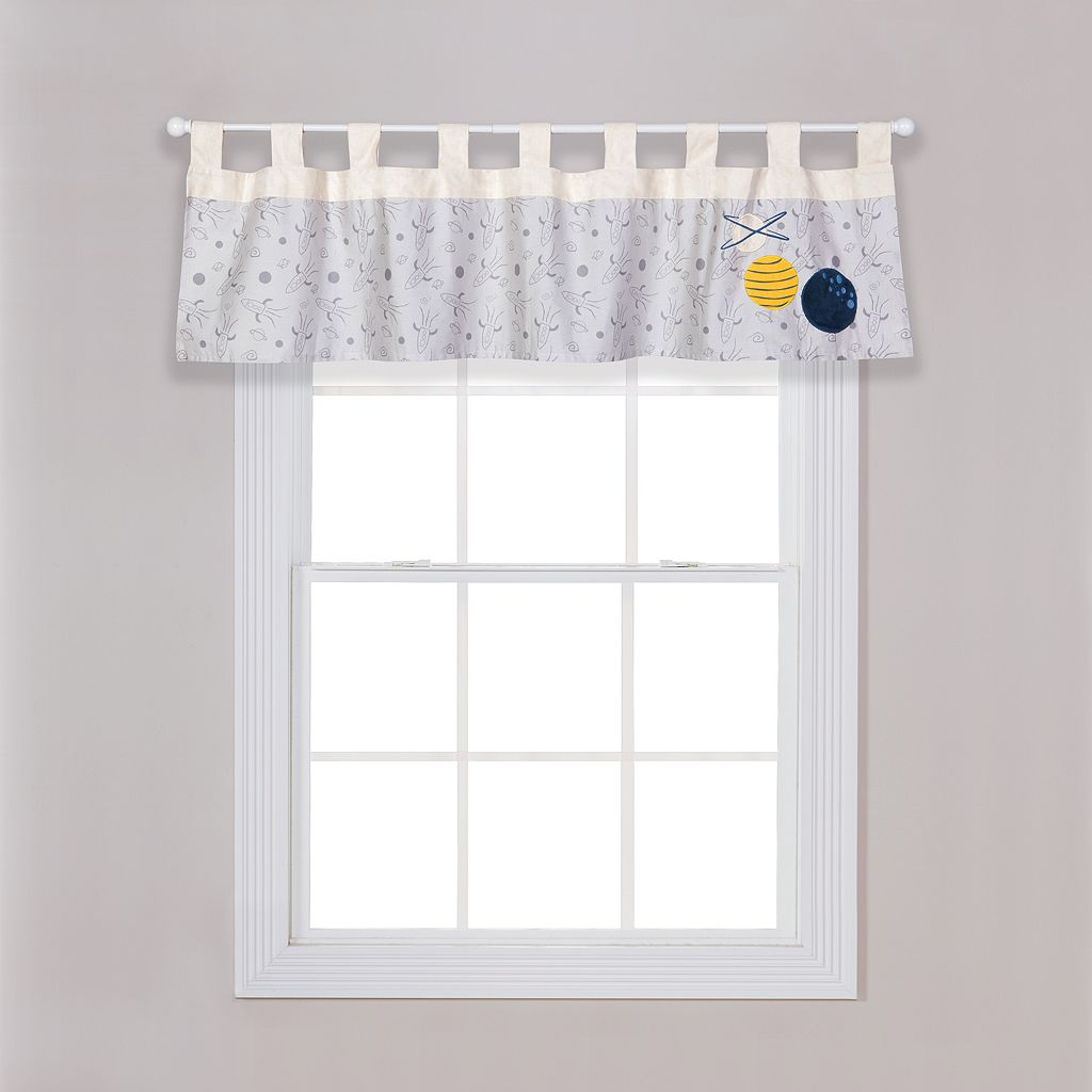 Trend Lab Galaxy Window Valance