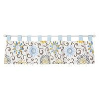 Waverly Baby Pom Pom Spa Window Valance by Trend Lab