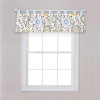 Waverly Baby Pom Pom Spa Window Valance by Trend Lab