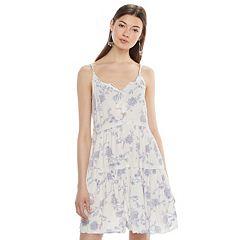Juniors White Dresses- Clothing - Kohl&-39-s