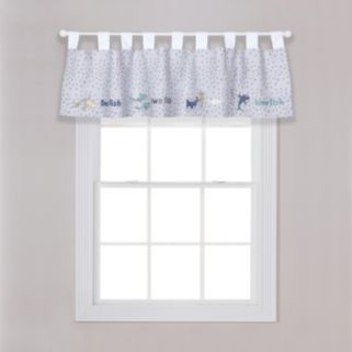 Dr. Seuss New Fish Window Valance by Trend Lab