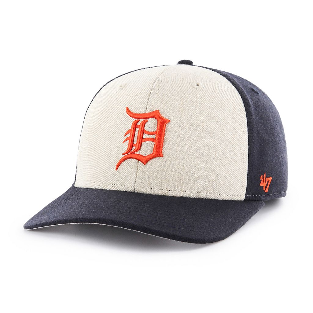 Adult '47 Brand Detroit Tigers Inductor MVP Adjustable Cap