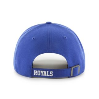 Adult '47 Brand Kansas City Royals Inductor MVP Adjustable Cap