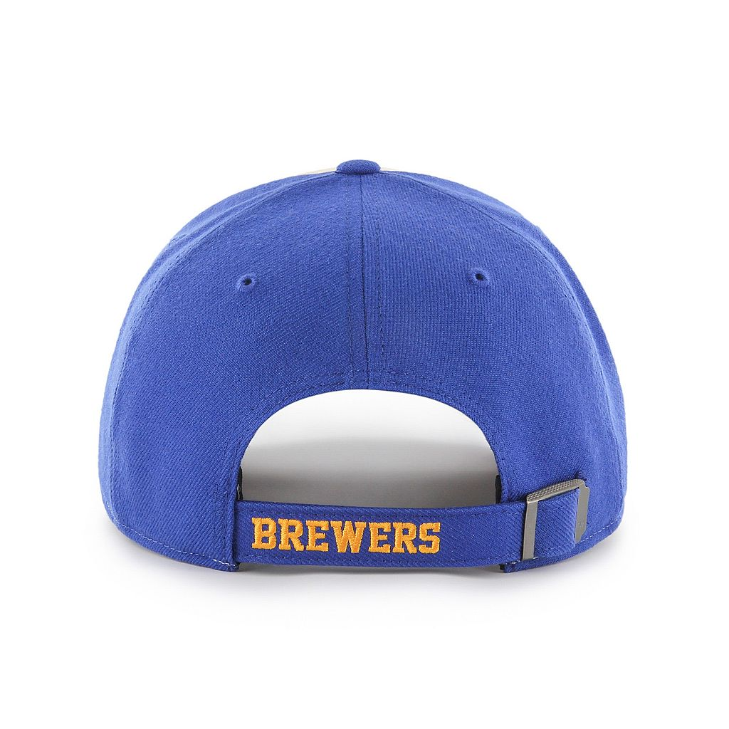 Adult '47 Brand Milwaukee Brewers Inductor MVP Adjustable Cap