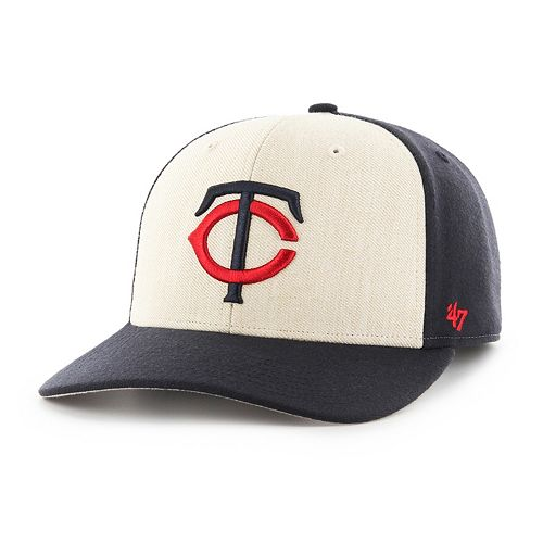 Adult '47 Brand Minnesota Twins Inductor MVP Adjustable Cap