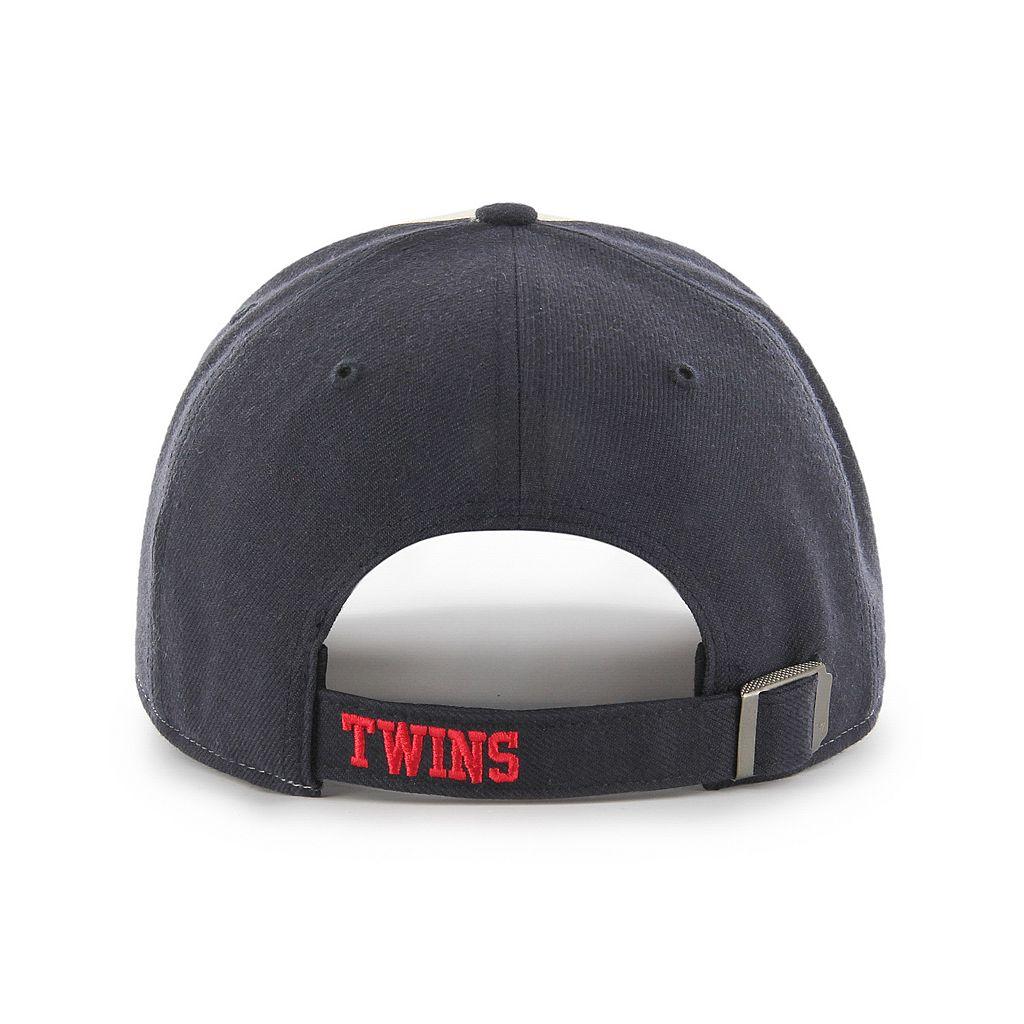 Adult '47 Brand Minnesota Twins Inductor MVP Adjustable Cap