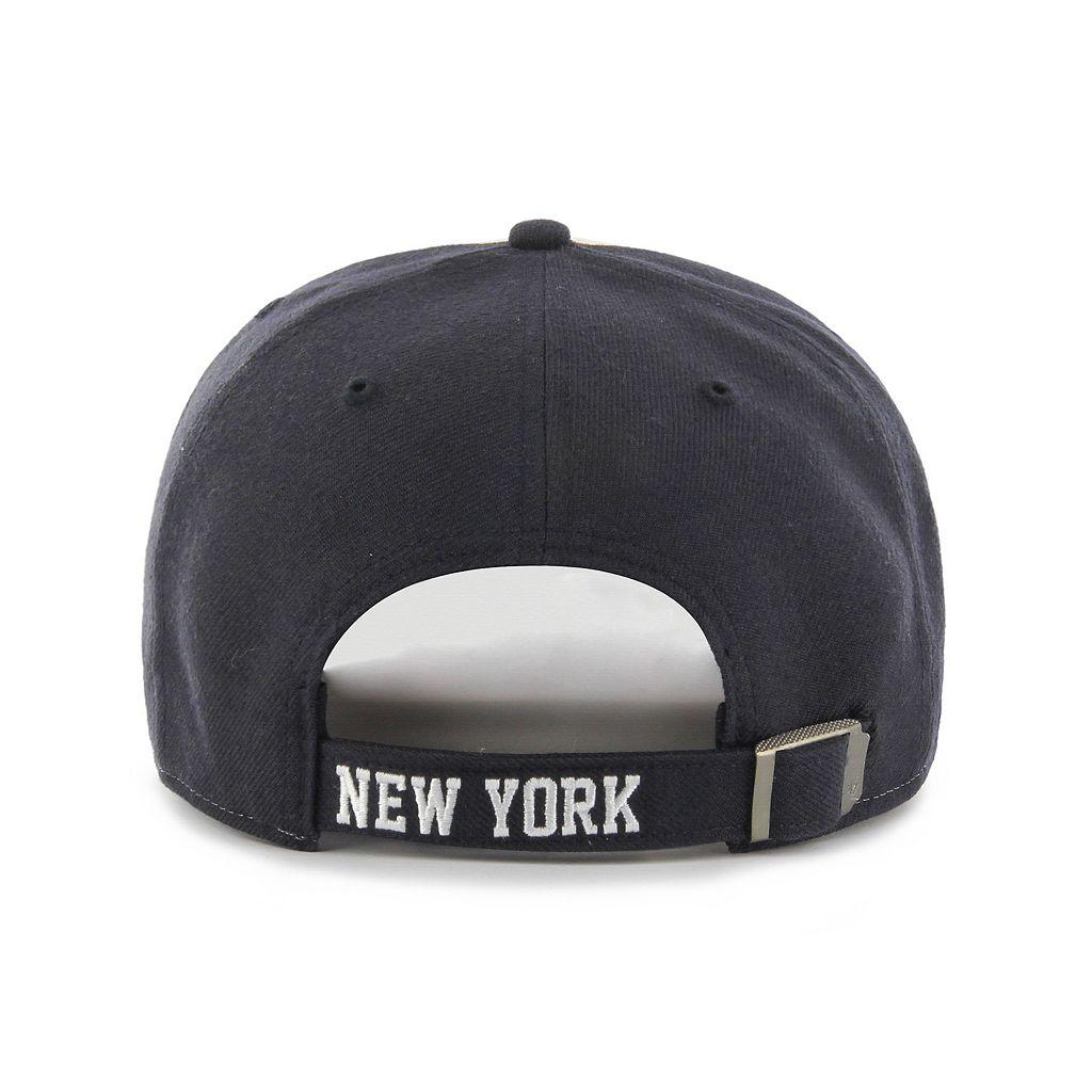 Adult '47 Brand New York Yankees Inductor MVP Adjustable Cap