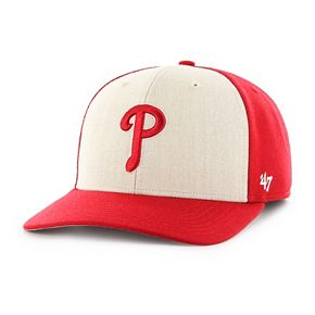 Adult '47 Brand Philadelphia Phillies Inductor MVP Adjustable Cap