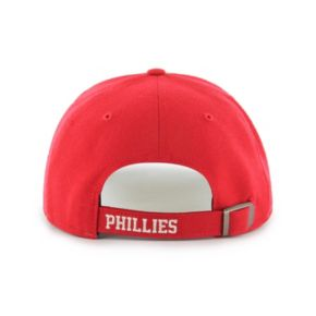 Adult '47 Brand Philadelphia Phillies Inductor MVP Adjustable Cap