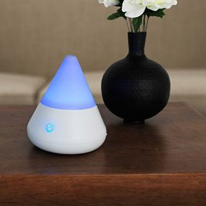Kiera Grace Cone LED Ultrasonic Diffuser