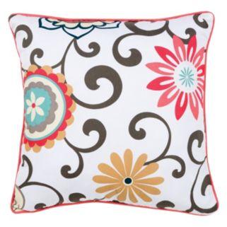 Waverly Baby by Trend Lab Pom Pom Play Decorative Pillow