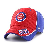 Adult '47 Brand Chicago Cubs Kobuck MVP Adjustable Cap