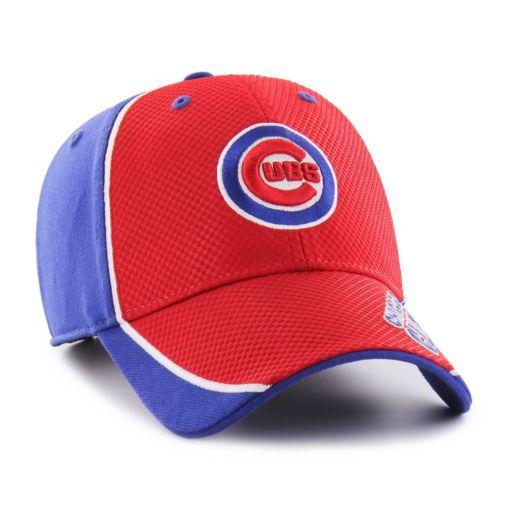 Adult '47 Brand Chicago Cubs Kobuck MVP Adjustable Cap