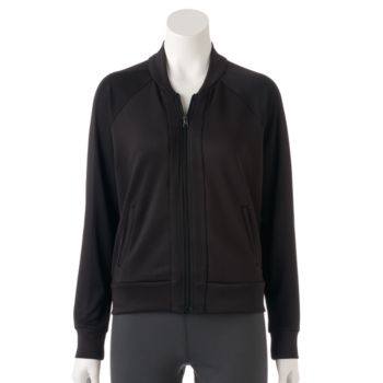 Petite Tek Gear® Performance Bomber Jacket