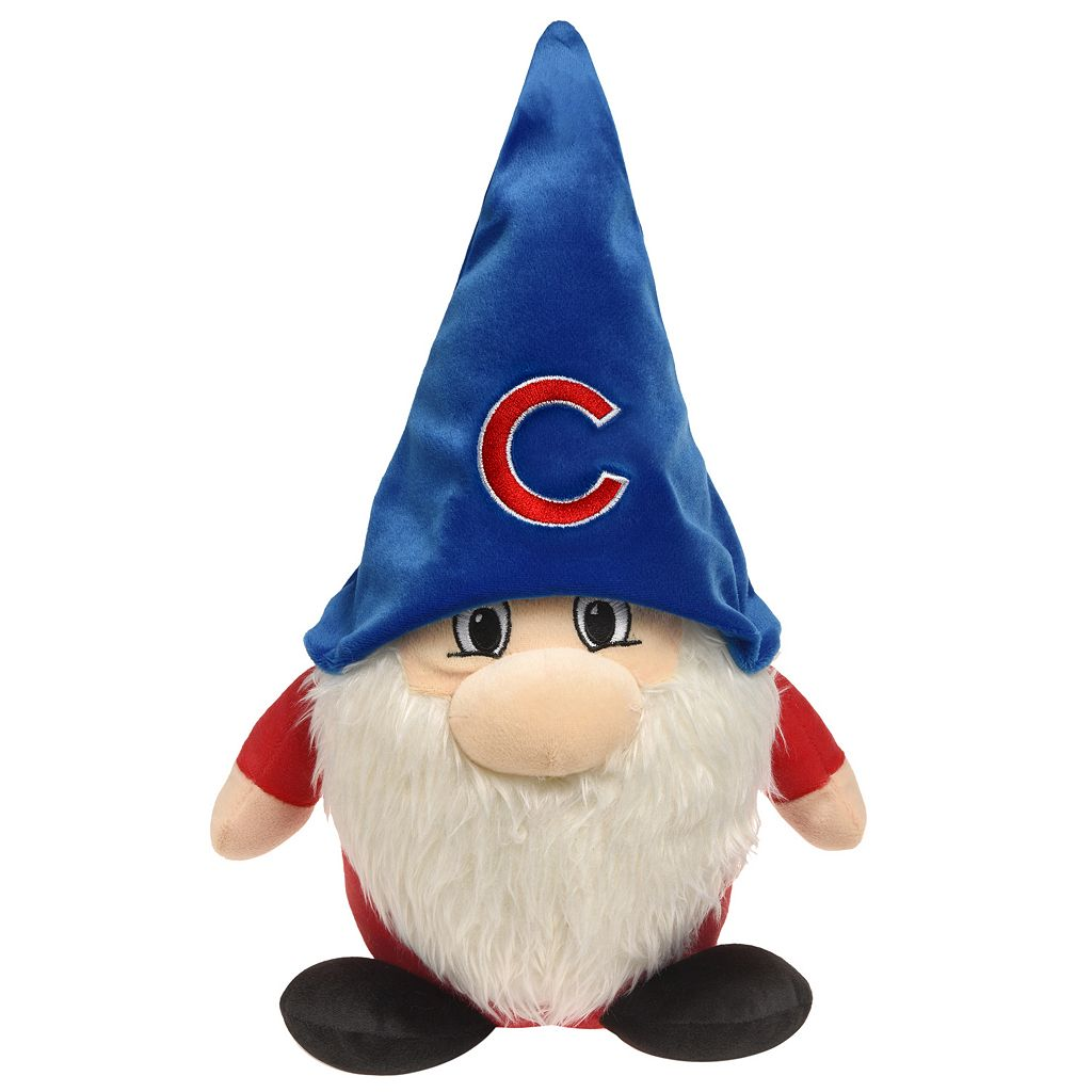 Forever Collectibles Chicago Cubs Plush Team Gnome
