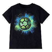 Boys 4-7 Nike Exploding Soccer Ball Graphic Tee