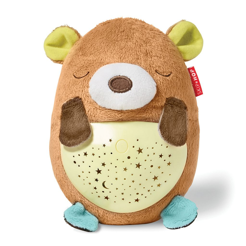 Skip Hop Moonlight & Melodies Hug Me Projection Soother