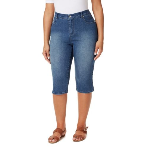 Womens Plus Crops & Capris - Bottoms, Clothing | Kohl's