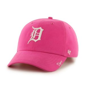Women's '47 Brand Detroit Tigers Miata Clean Up Cap