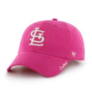 Women's '47 Brand St. Louis Cardinals Miata Clean Up Cap