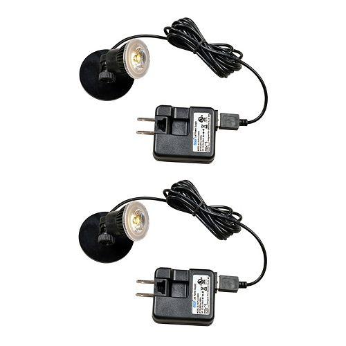 Kenroy Home Micro LED Spotlight Set