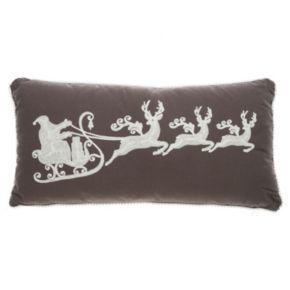 Levtex Valencia Sleigh Oblong Throw Pillow