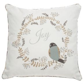 Levtex ''Joy'' Throw Pillow