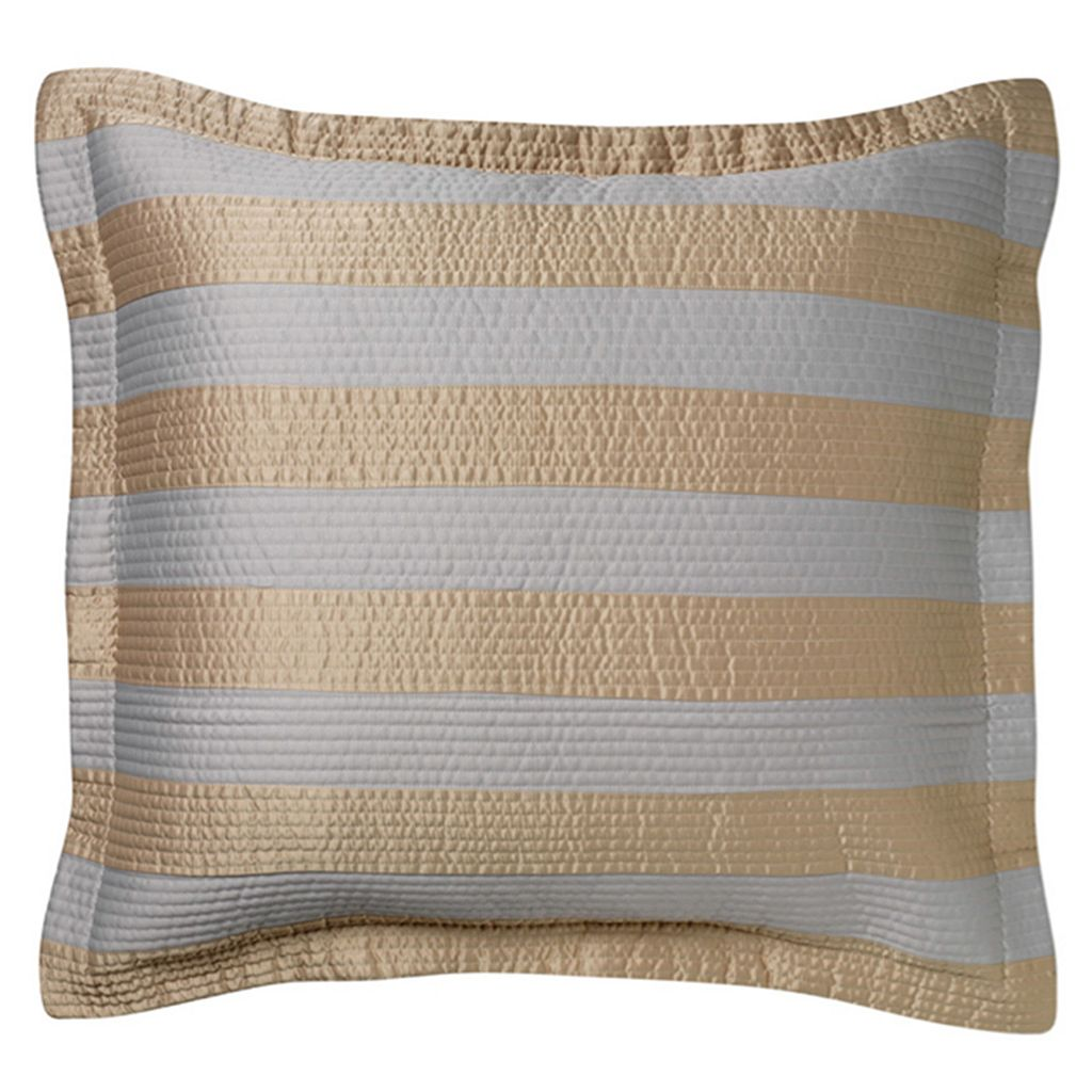 Always Home Stanton Stripe Euro Sham