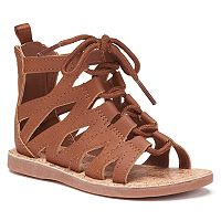 OshKosh B'gosh® Priya 2 Toddler Girls' Gladiator Sandals