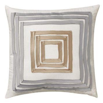 Always Home Stanton Stripe Throw Pillow