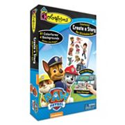 Paw Patrol Create a Story Re-Stickable Playset by Colorforms