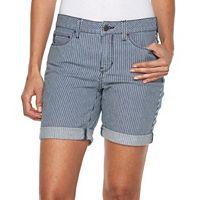 Women's Croft & Barrow® Jean Shorts