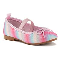 OshKosh B'gosh® Audrey 2 Toddler Girls' Ballet Flats