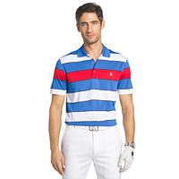 Men's IZOD Eagle Classic-Fit Wide-Striped Performance Golf Polo