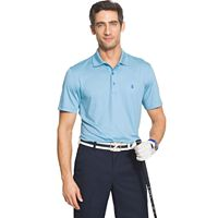 Men's IZOD Classic-Fit Striped Performance Golf Polo