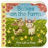 Babies On The Farm Book