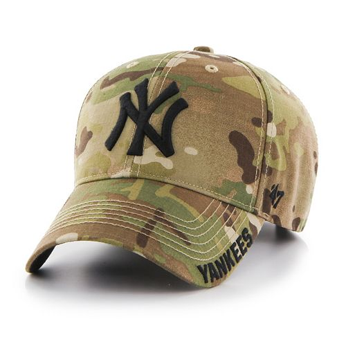 42ef02cf2ff ... promo code for adult 47 brand new york yankees frost mvp multicam  adjustable cap c7a8f a8a00