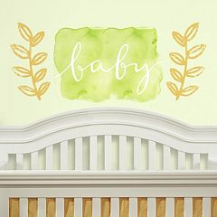 Kathy Davis 'Baby' Peel & Stick Wall Decal 3-piece Set by Roommates