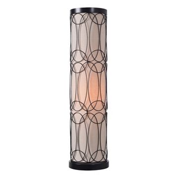 Kenroy Home Moon Table Lamp