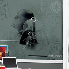 Star Wars Darth Vader Mural Wall Decal 4 pc Set by Roommates