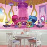 Shimmer & Shine Genie Palace Mural Wall Decal 7 pc Set by Roommates