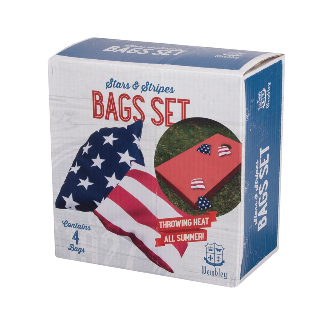 Wembley Stars & Stripes Bags Set
